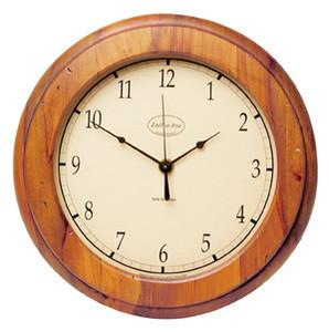 New Zealand Made Rimu Clock CR1A
