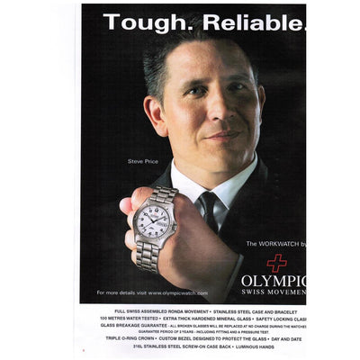 WORKWATCH Built Tough by Olympic 28765S