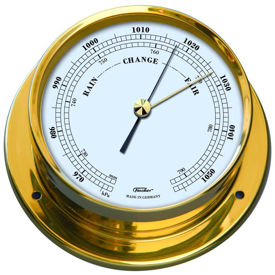 Brass Nautical Barometer 1610B-45