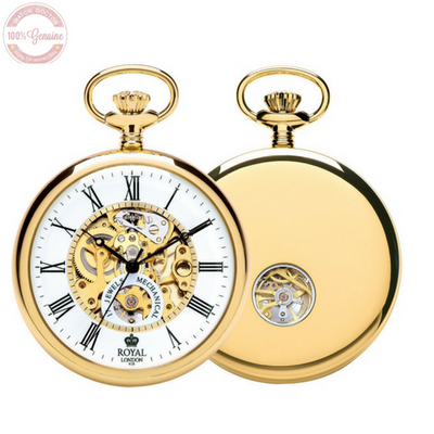 Unisex Mechanical Pocket Watch 90049.02