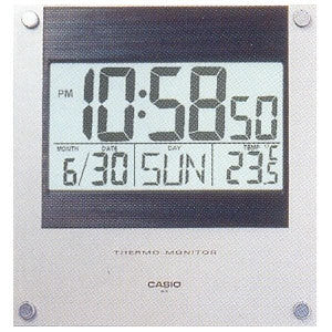 Casio Digital Wall Clock 1D-11