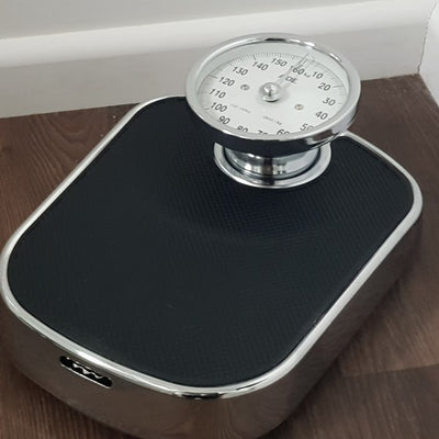Retro Bathroom Scale