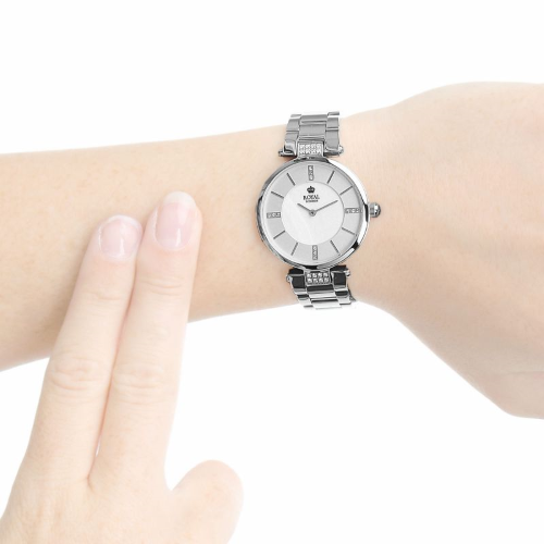 Royal London ladies Silver Dress Watch