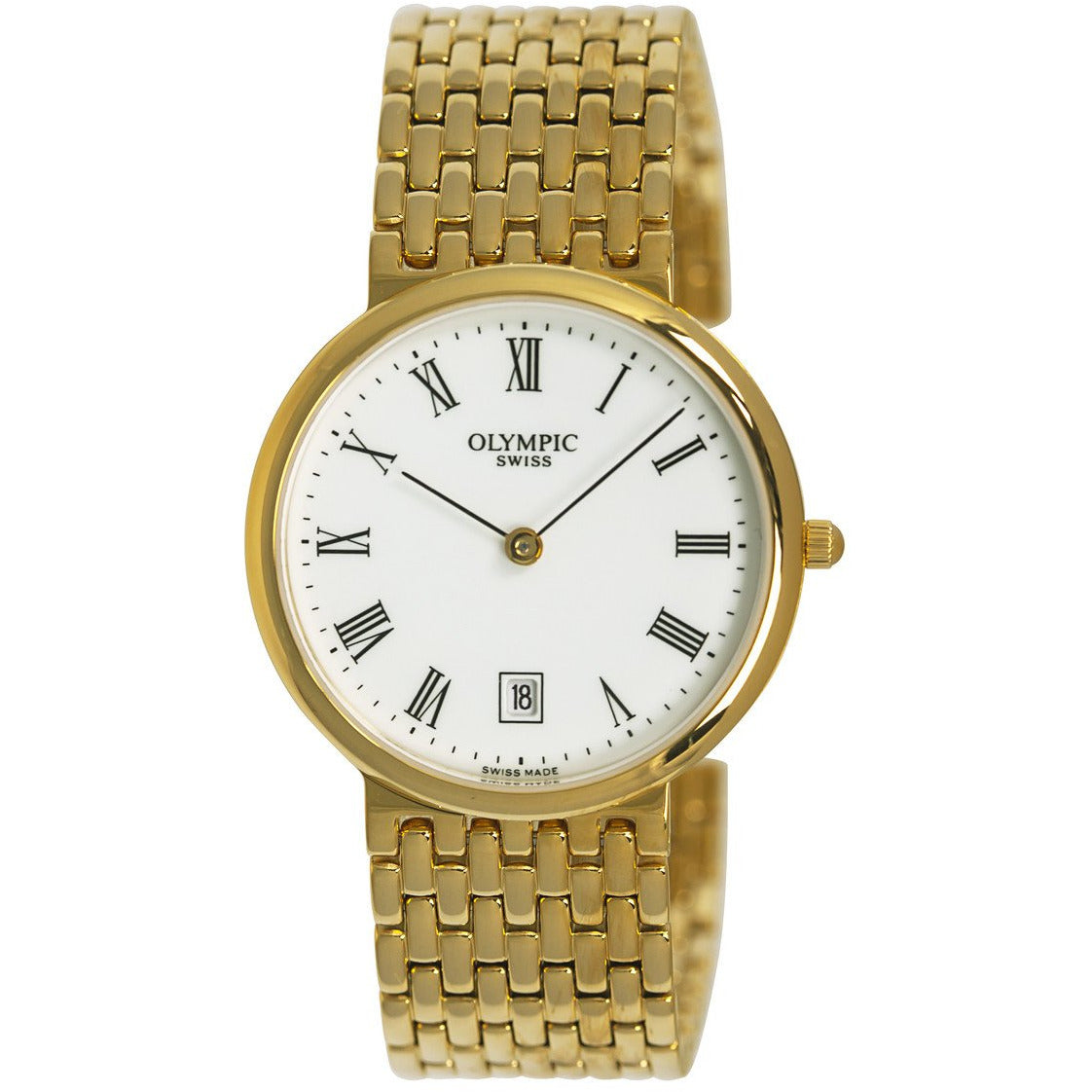 Genuine Unisex Swiss Watch