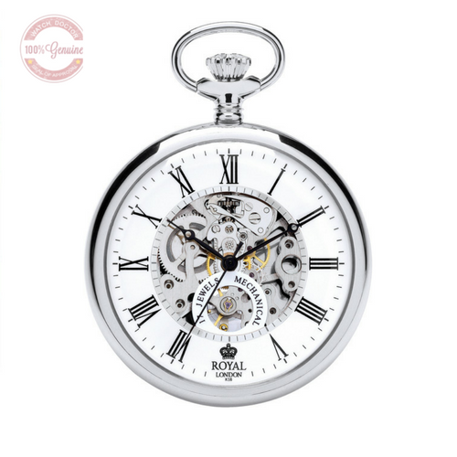Unisex Mechanical Pocket Watch 90049.01