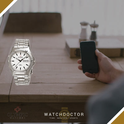 Tough Olympic Work watch