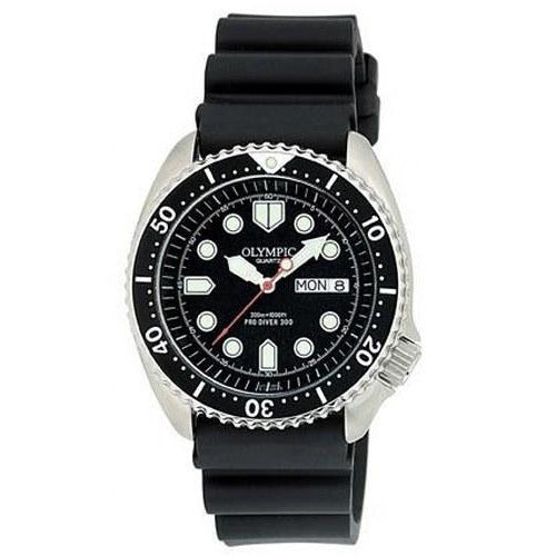 Olympic 300m Professional Divers Watch