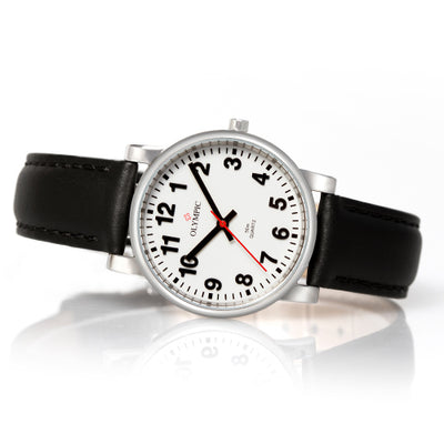 Ladies  steel watch