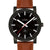Unisex Black Watch from Olympic