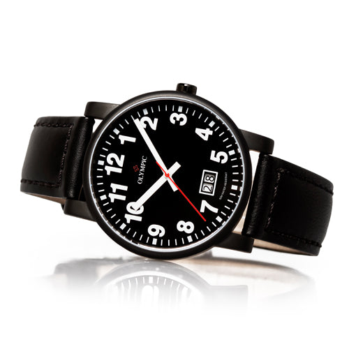 Mordern Black watch Made by Olympic #25501