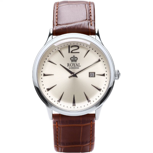 Royal London Steel Dress Watch