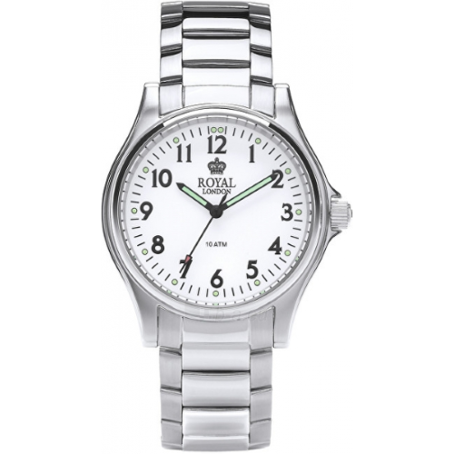 Royal London Classic Gents Steel Watch