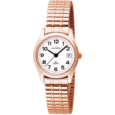 Rose Gold Classic Watch