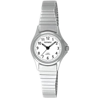 Easy To Read Olympic Silver Classic 78012
