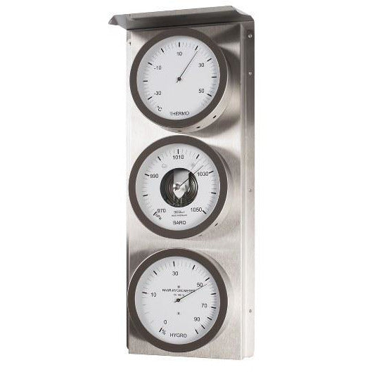 Large Stainless Out door Weather station