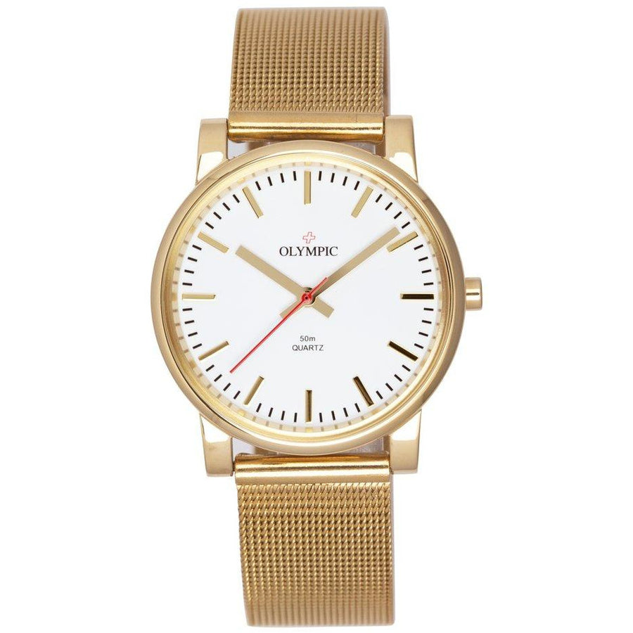 Olympic Gold Watch by Bauen