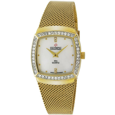 Genuine Swiss Made Gold Classic by Olympic Watches 83347