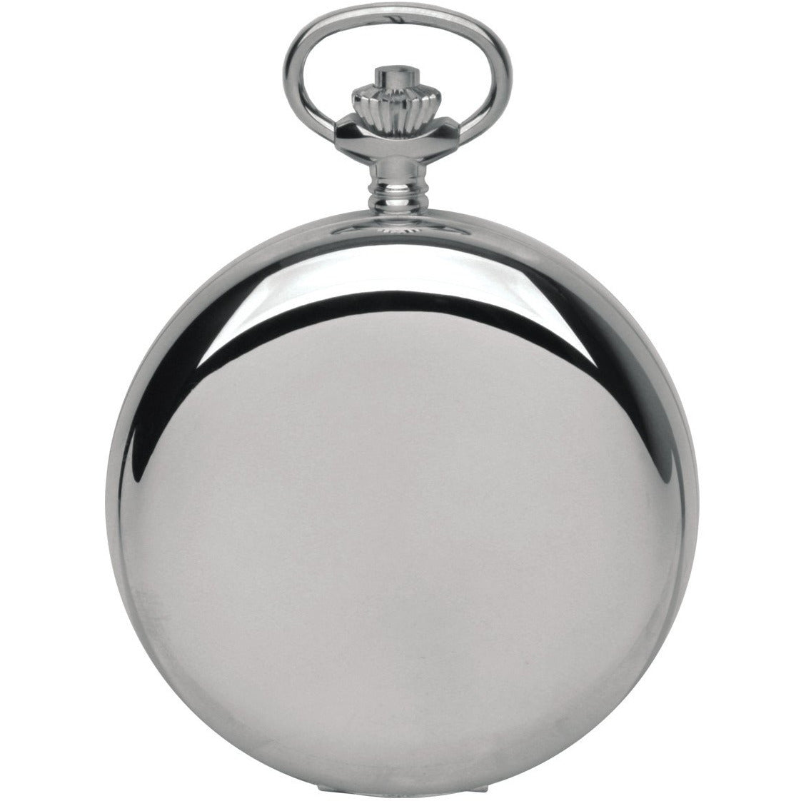 Stainless Steel Pocket Watch