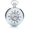 Half Hunter Pocket Watch by Royal London 90009-02