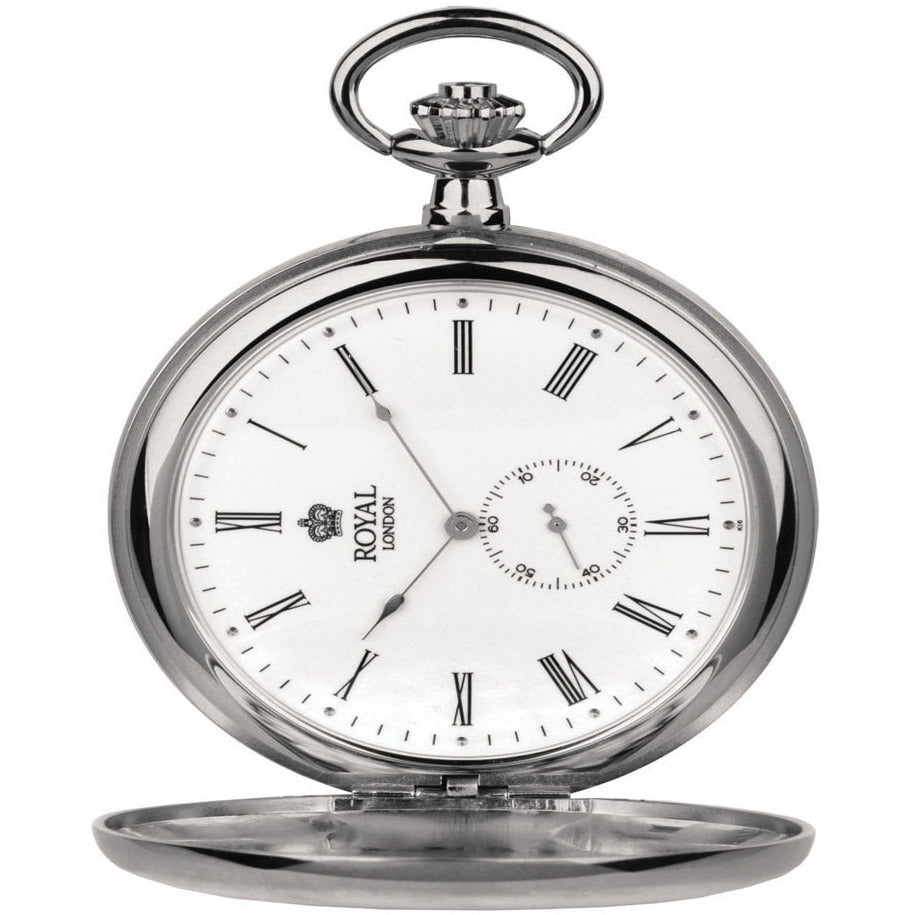 Pocket Watch By Royal London 90013-01