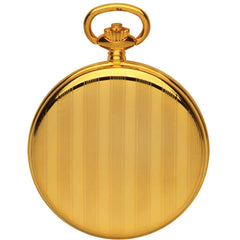 Unisex Gold Pocket Watch 90020.02