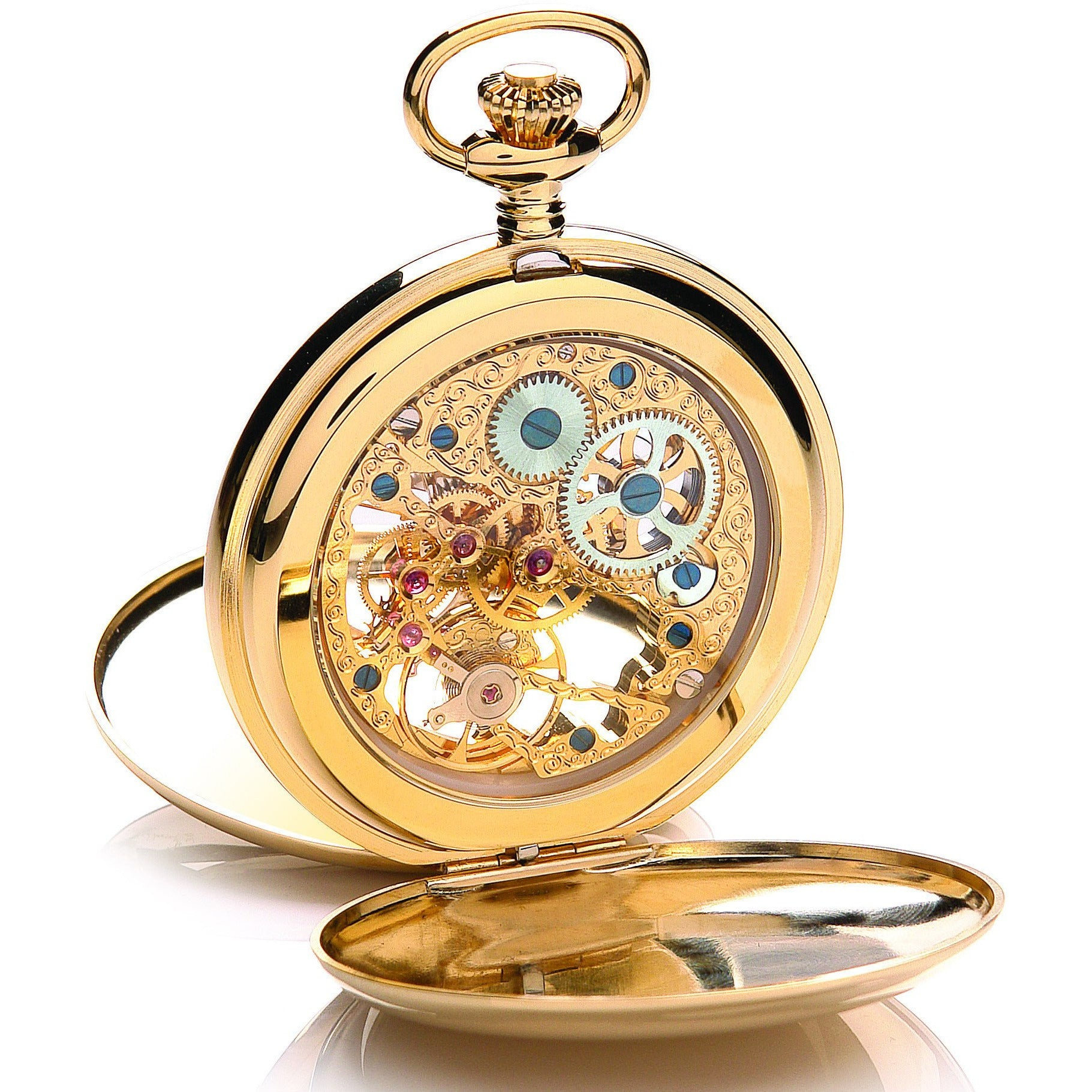 royal london men s gold pocket watch 90028 02 delivery in gold pocket watch 90028 02