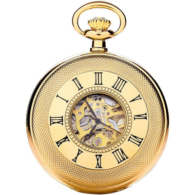 Mechanical Gold  Pocket Watch
