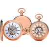 Royal London Rose Gold Pocket Watch