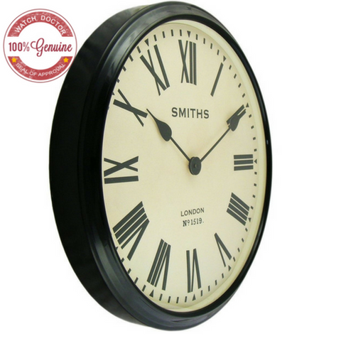 Smiths Station Railway Clock PL4025