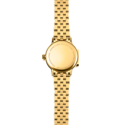 Toccata Ladies Classic Gold Diamond Steel Watch