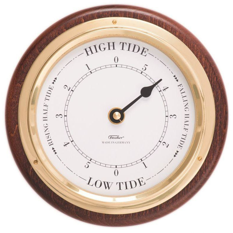 Tide Clock made by Fischer 1434td-22