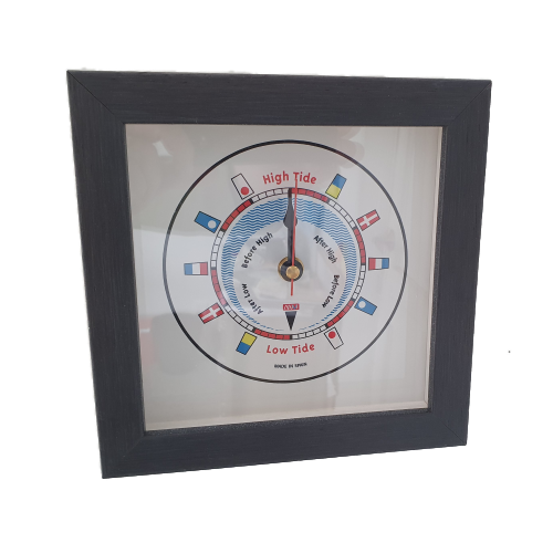 Picture Frame Tide Clock