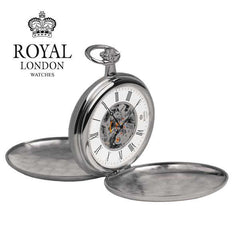 Silver Pocket Watch 90005.01