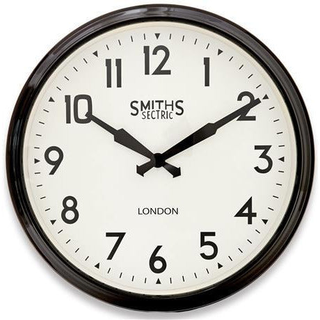 Station Railway Clock