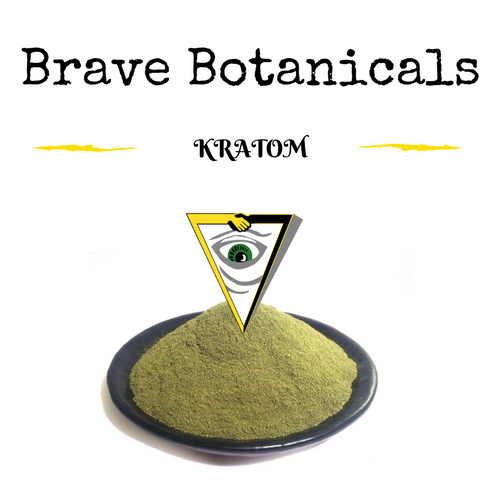 Kratom at Brave New Books