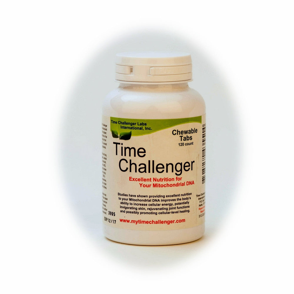 Time Challenger Chewable Tabs