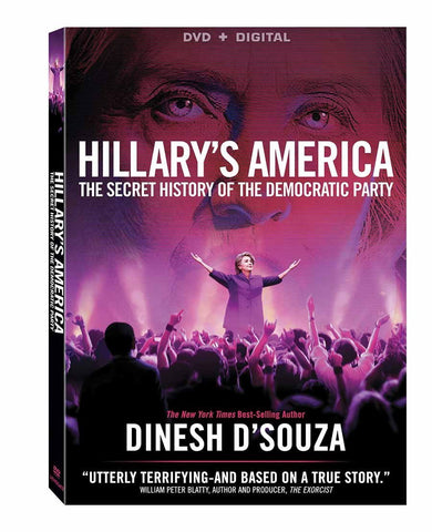 Hilary's America: The Secret History of the Democratic Party
