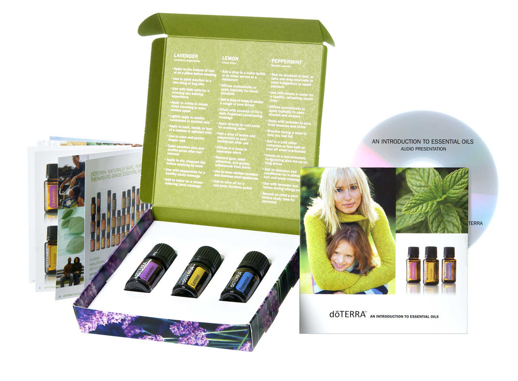 Intro Essential Oil Kit