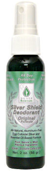 Silver Shield Deodorant Spray Original