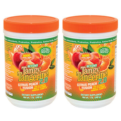 Tangy Tangerine 2.0 Two Pack