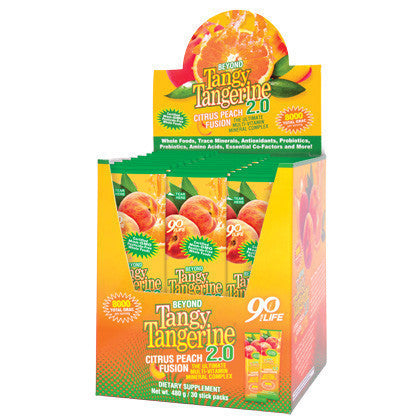 Tangy Tangerine 2.0 Packets 30 Count
