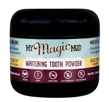 My Magic Mud Whitening Powder