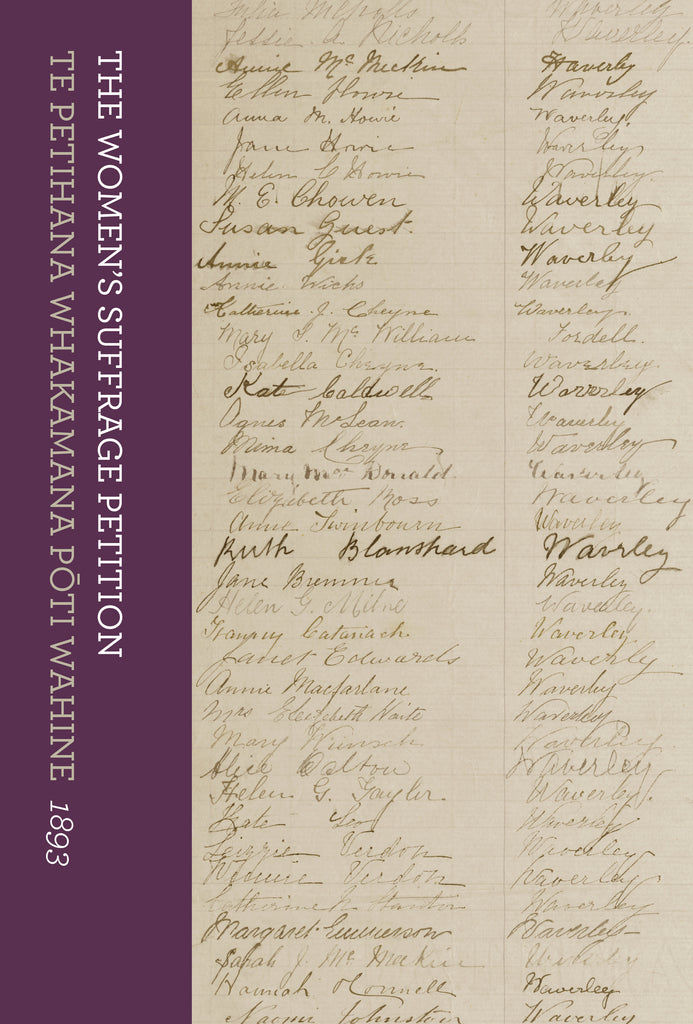 The Women's Suffrage Petition, 1893