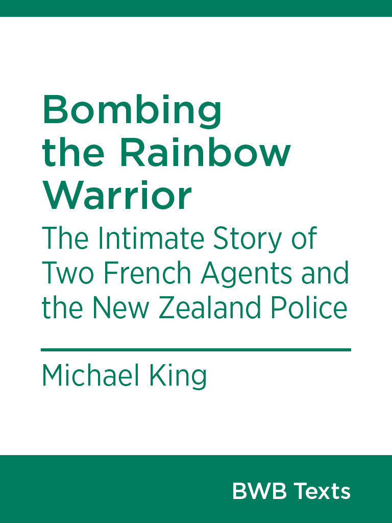 Bombing the Rainbow Warrior