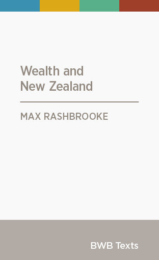 Wealth and New Zealand