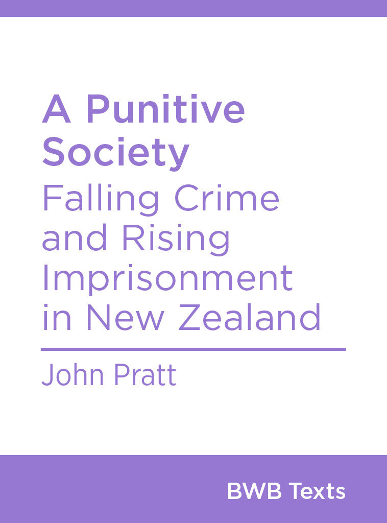 A Punitive Society