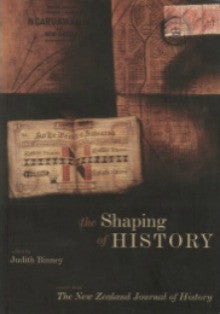 The Shaping of History