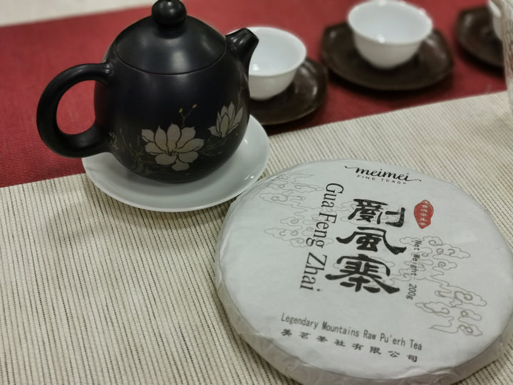 Enjoying the Process: The Four Stages of Pu'erh Tea Tasting