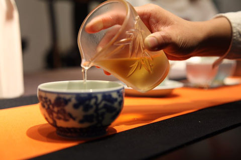 tea ceremony art of tea how to steep gongfu tea