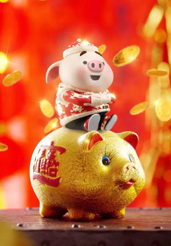 the year of the pig happy lunar new year